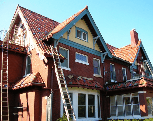 Exterior residential painting services in Minneapolis, MN