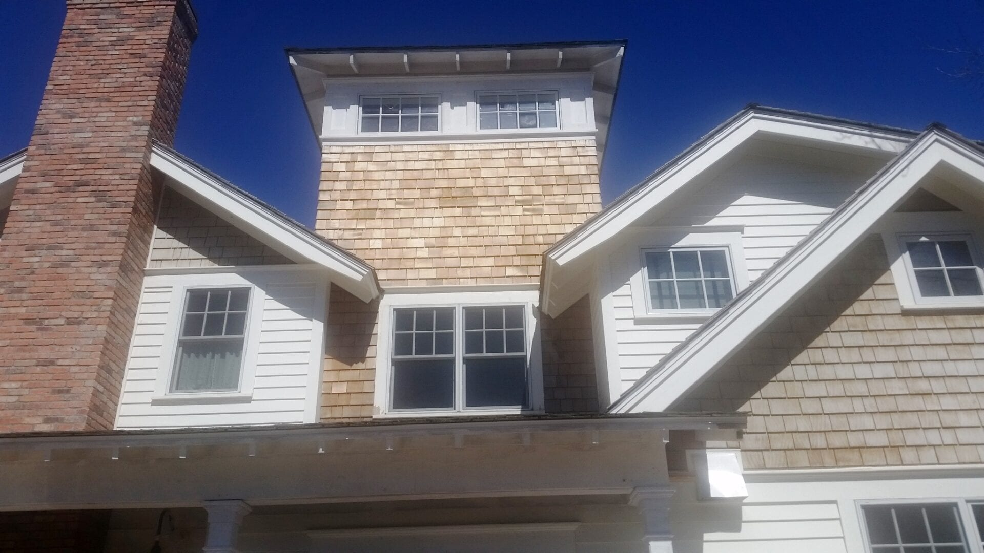 Residential exterior painting in Minnetonka, MN
