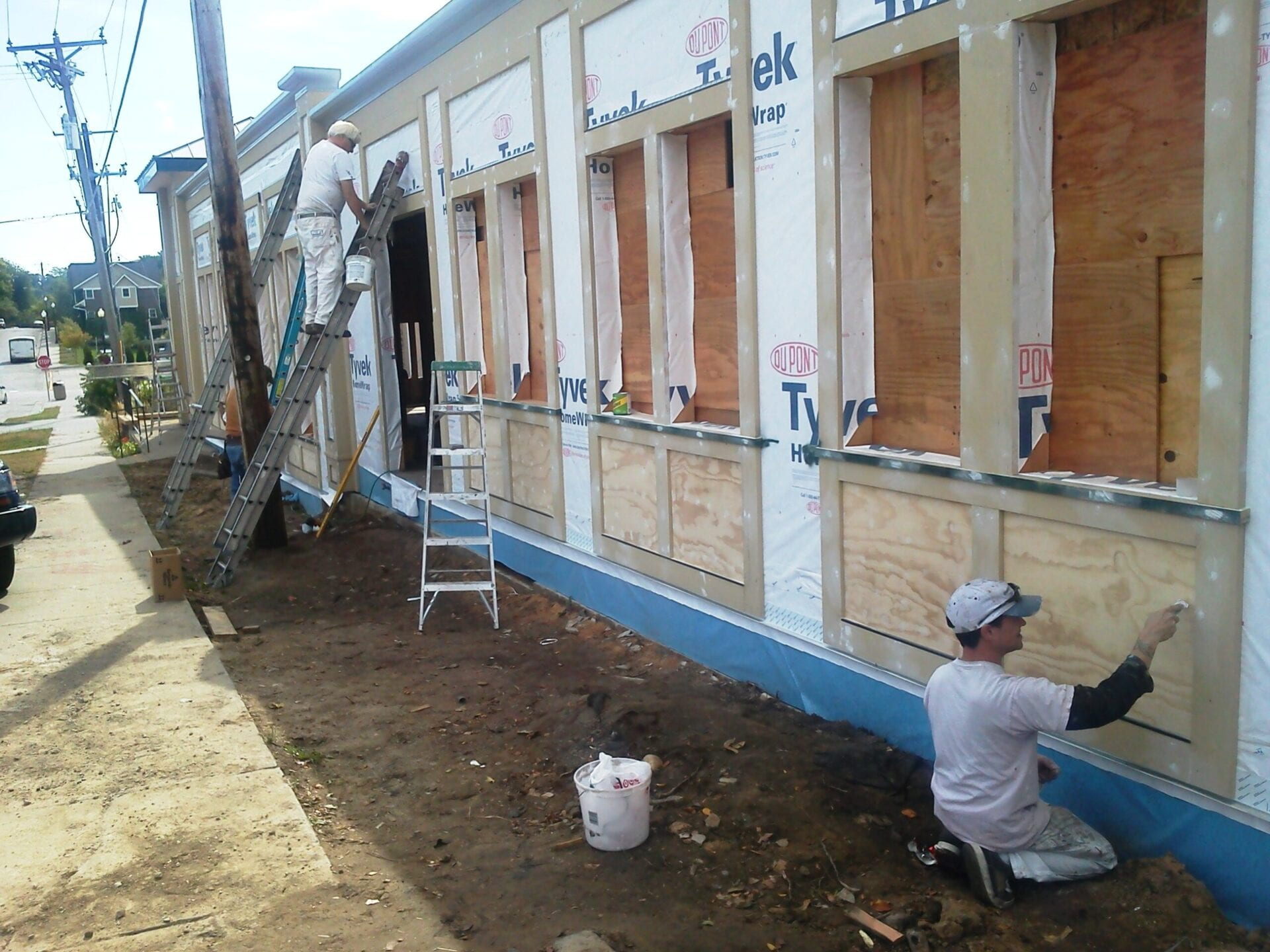 Exterior painting services for commercial properties in the Twin Cities and Lake Minnetonka area