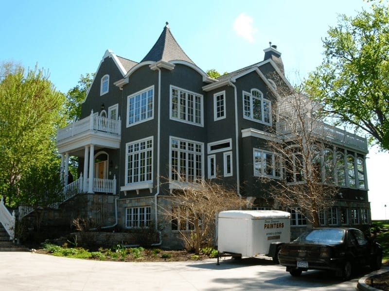 Residential exterior painting services near Lake Minnetonka and the Twin Cities metro