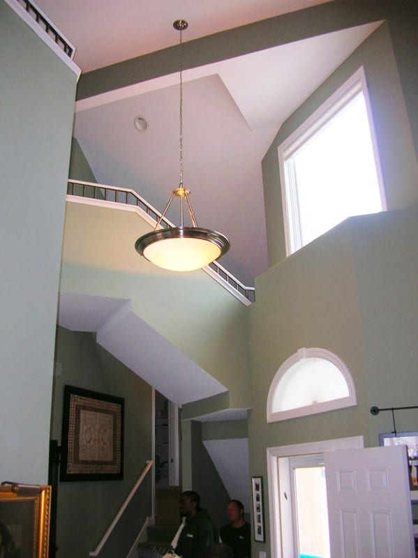 Residential interior painters for Lake Minnetonka properties